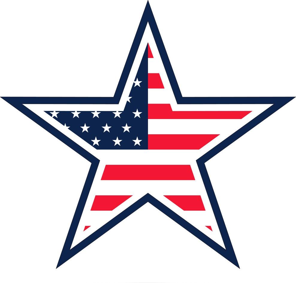 usa-flag-star-logo-vector-18915402
